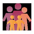 Icone Famille, Personne et Patrimoine